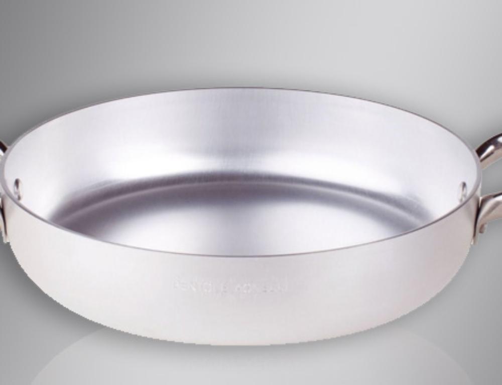 Pentole e Padelle in Alluminio: le caratteristiche